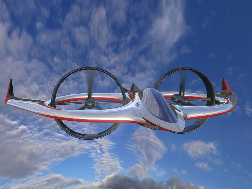 Elicottero 007 : Laereo elicottero elettrico che vola e si immerge e piace a 007