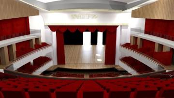 Bim e laser scanning per il restauro del Teatro Lirico a Milano