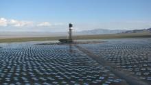 La centrale solare termica piu' grande al mondo da 2,2 miliardi di dollari