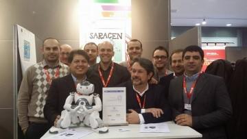 Al Premio Lamarck trionfa il robot interattivo Saracen