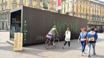 A Milano si da' il via ai Wooddays