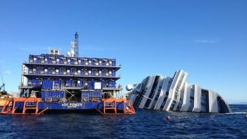 Offshore engineering nella rimozione del relitto della Concordia