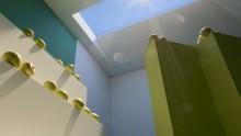 Luce naturale nell'architettura indoor? Arriva Coelux