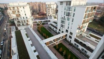 'Cenni di Cambiamento' a Milano, legno protagonista dell'housing sociale