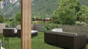 Le Albere, il quartiere sostenibile di Renzo Piano
