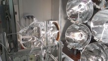 Arriva il cherosene rinnovabile a base di luce concentrata