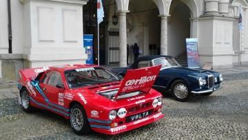 Al Politecnico di Torino la Lancia 037 diventa ibrida