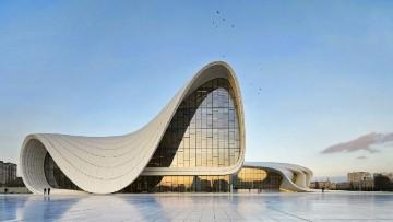 Heydar Aliyev Center di Zaha Hadid, l'acustica 'contro' la forma