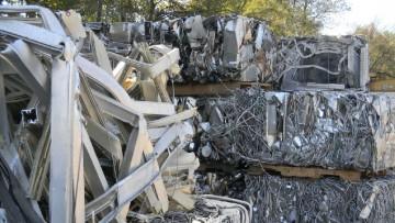 Imballaggi in acciaio recuperati in Italia pari a 4.600 locomotive