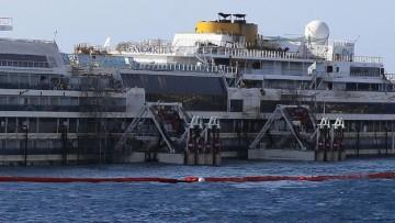 Costa Concordia verso Genova, presentato il progetto di Costa Crociere