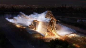 Il Padiglione della Cina a Expo 2015