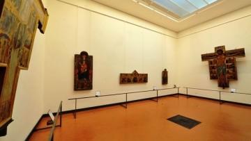 Un restauro a 360 gradi per la Sala 1 della Galleria degli Uffizi