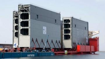 Canale di Panama: arrivano le nuove paratoie italiane