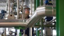 A Porto Torres taglio del nastro per la bioraffineria della 'chimica verde'