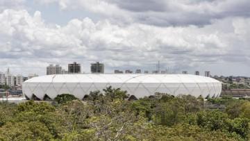 Brasile 2014, gli stadi: l'Arena Amazonia di Manaus