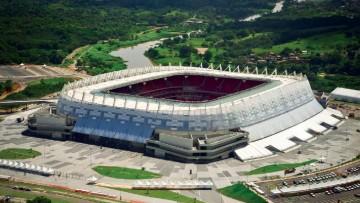 Brasile 2014, gli stadi: l'Arena Pernambuco di Recife