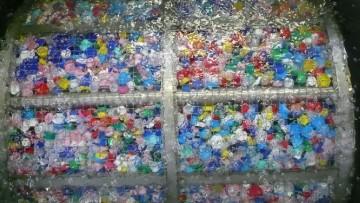 Acque reflue industriali, arriva il depuratore 'a tappi di plastica'