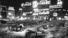 La metropolitana rossa di Milano compie i suoi primi cinquant'anni