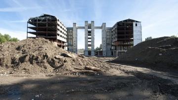 Milano premiata per l'ecomostro demolito in tempi record
