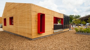 Rhome for Dencity e' in gara al Solar Decathlon Europe