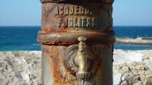Le reti idriche italiane disperdono il 40% dell'acqua
