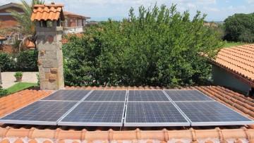 Con la riqualificazione energetica nasce una casa in classe A a Nettuno