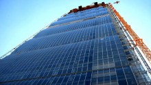 Torre Isozaki: raggiunto l'ultimo piano dell'edificio piu' alto di Milano