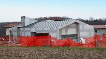 Case autocostruite, il caso di un villa in provincia di Udine