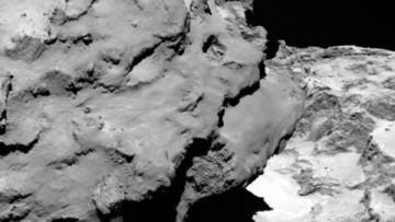 La sonda Rosetta e' 'arrivata a destinazione'