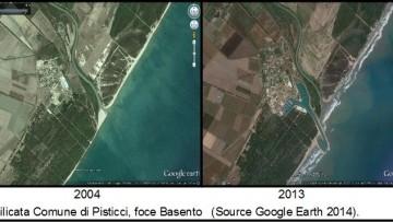 Cemento sulle coste italiane, il dossier-denuncia del Wwf