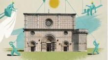 L'Aquila, Eni in prima fila per la Basilica di Collemaggio