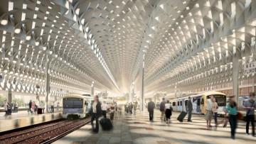 Come trasformare la stazione piu' antica di Melbourne?
