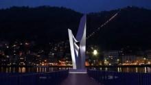 Daniel Libeskind sul Lago di Como, un regalo con polemiche