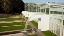 Orto botanico di Padova: struttura, coperture e impianti