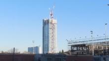 Grattacielo Intesa Sanpaolo di Torino: focus sulla deformazione