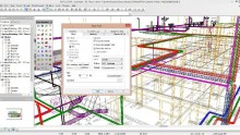 Il Bim per la progettazione e la gestione del cantiere: un caso di studio