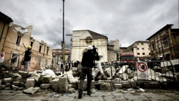Per l'emergenza post-sisma nasce il Nucleo tecnico nazionale