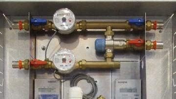 Impianti termici centralizzati: i contabilizzatori di calore