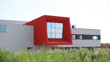Edifici industriali in Classe A: Casa Hoval, focus sull'involucro edilizio