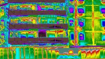 Come individuare un ponte termico con la termografia