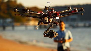 Droni: il corso standard Bnuc-S per piloti sbarca in Italia