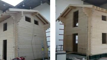 Test sismici su edifici in legno realizzati con diverse tecnologie costruttive