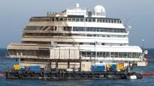 Recupero Costa Concordia: le opere di ingegneria