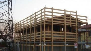 Ponteggi in legname: quali norme per la sicurezza?