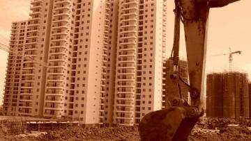 Imprese di costruzione: il mercato si e' ridotto di un terzo