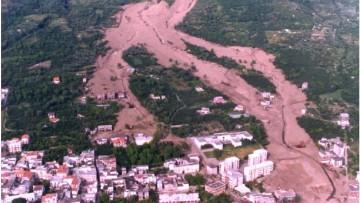 Dissesto idrogeologico: le principali frane dal 1987 al 2000