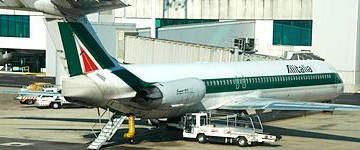 L'aeroporto di Fiumicino sarà la base della rete Alitalia