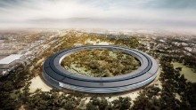 L'Apple Campus 2, presto sara' realta' il campus del futuro