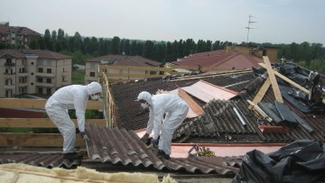 Gestione rifiuti contenenti amianto, dall'Inail le indicazioni operative