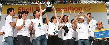 L'Italia premiata alla Shell Eco-marathon Europe 2009